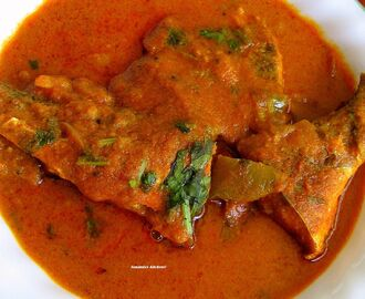 Spicy Fish Curry (Maachher Jhaal)