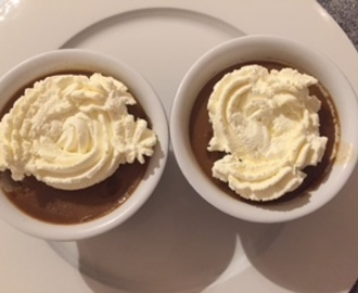 Slow Cooker Butterscotch Pudding