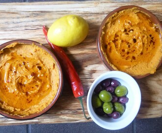 Roasted and Spiced Sweet Potato Dip Recipe