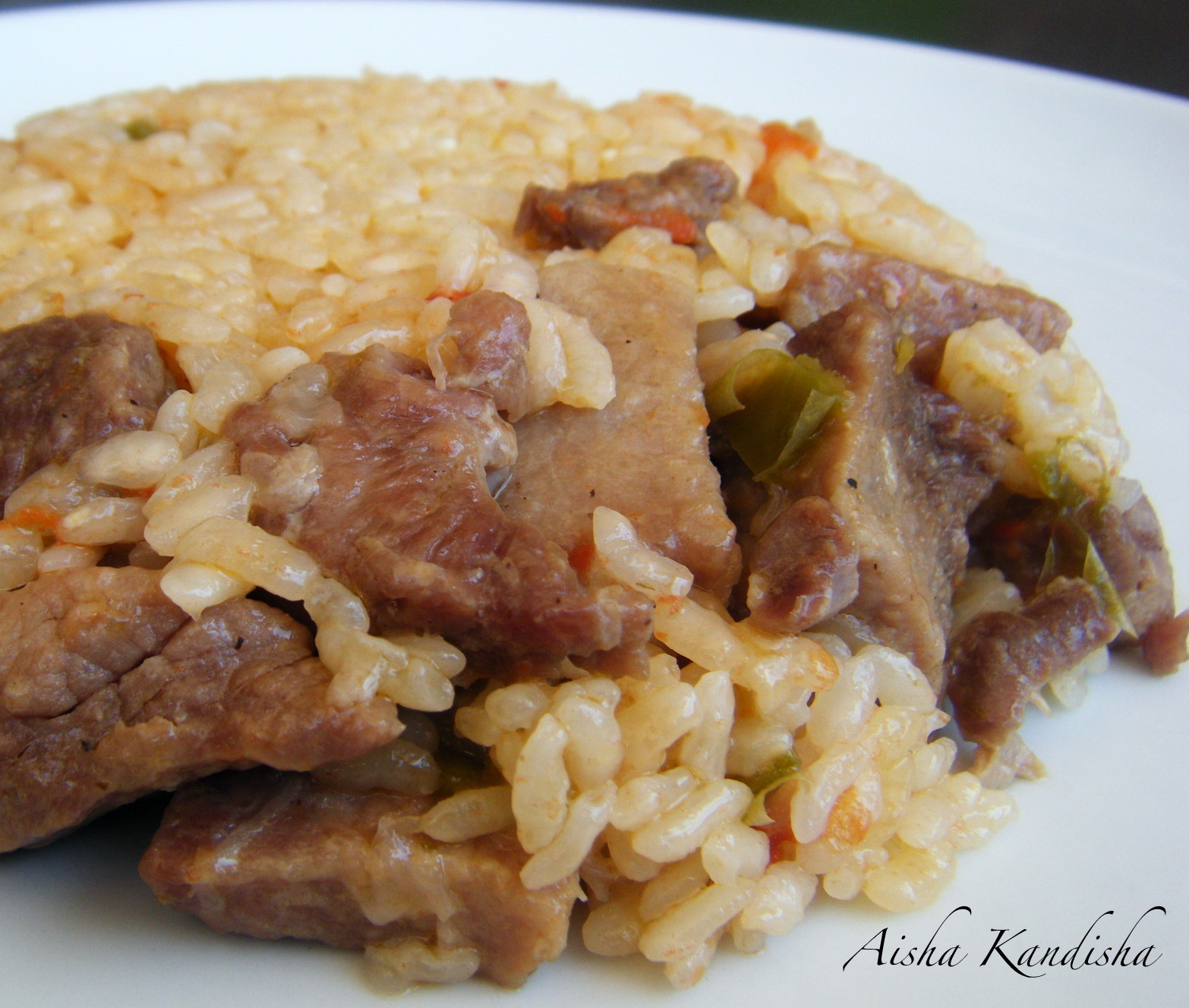 ARROZ AL WHISKY