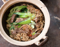 Gluten Free Recipe: Beef Bok Choy and Ramen Stir-Fry