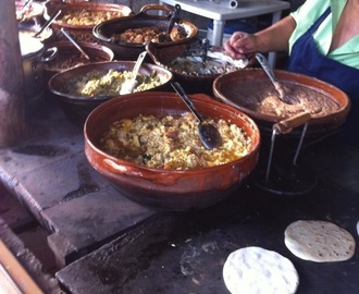 Mexican Street Food Pictures