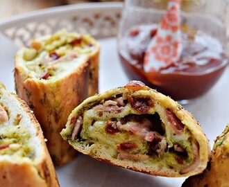 Pizza rolowana – Stromboli