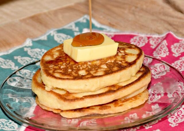 Gluten Free Pancakes and Flirty Kitchens – Say What?!