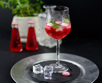 Cocktail Rezept Campari Tocco Rosso – Sommertrend 2017