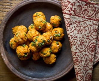 Yam Koftas, Gluten Free Holiday Party Poppers