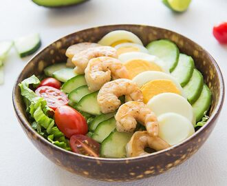 Shrimp Louie – The Best Shrimp Avocado Salad Recipe
