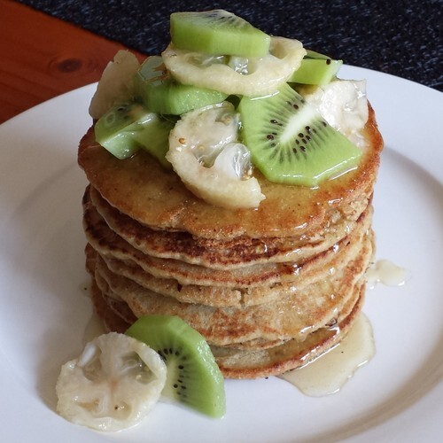 Recipe: Quinoa & Linseed Pancakes
