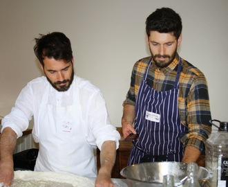 Baking and Butchery at Hobbs House with the Fabulous Baker Brothers