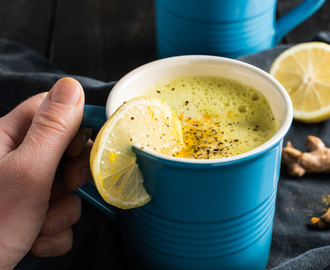 Magic Turmeric Tea