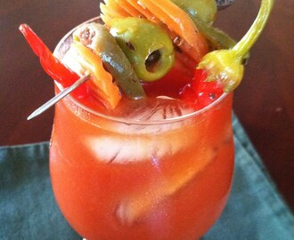 Sriracha Blood Mary
