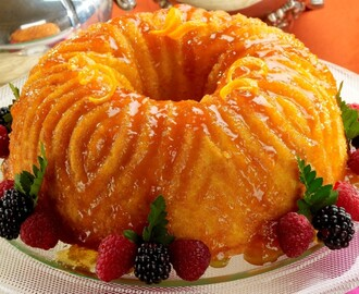 Easy Holiday Dessert Recipes – Sweet Potato Cinnamon Bundt Cake