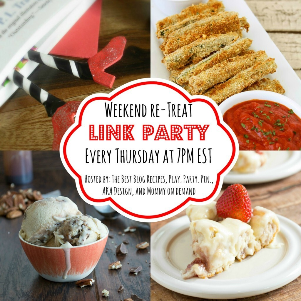 The Weekend Retreat Link Party #67