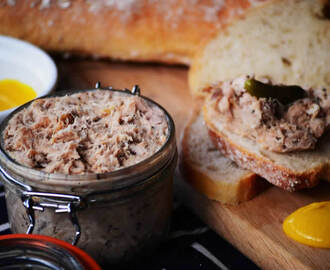 Rillettes de Porc facile au thermomix