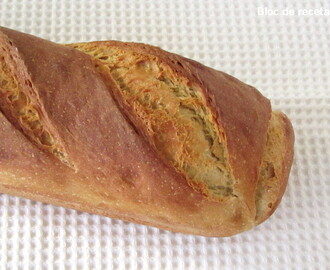 House Bread, el pan de casa