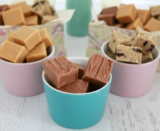 Thermomix Fudge 3 Ways & The Sweet Swap