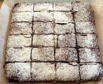 Pantry-Staple Brownies