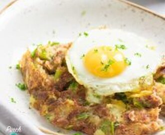 1 Syn Corned Beef Hash | Slimming World