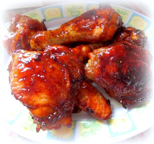 Honey & Soy Baked Chicken