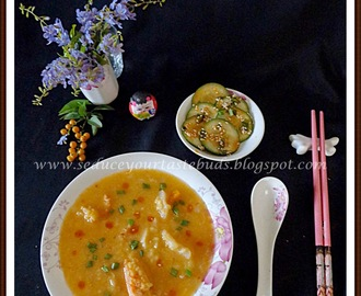Korean Lentil Soup