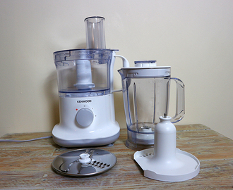 Kenwood Multipro Food Processor: Product Review