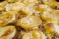 Dauphinoise Potatoes by Matt Tebbutt