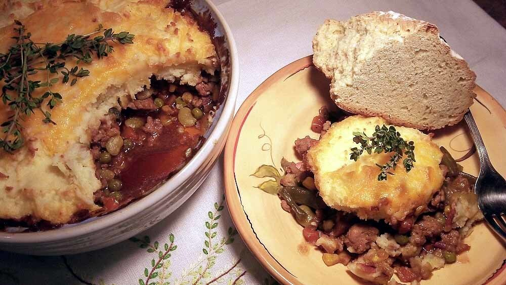 Irish Shepard's Pie