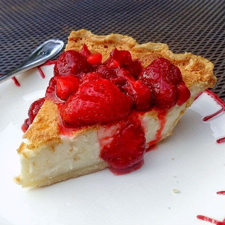 Frugal Foodie Friday - Old German Cream Pie