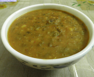 Moong Ki Chilkewali Dal (Split Green Gram)