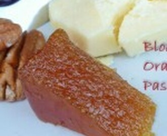 The Ultimate Cheese Board Accompaniment – Blood Orange Paste