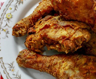 Traditional Southern Fried Chicken