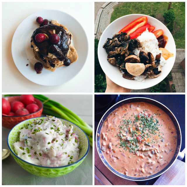Veganes Food Diary 13 – What I eat in a day