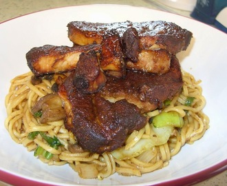 Slow Cooker Char Sieuw Pork .. or Char Sui ... or however you want to spell it!