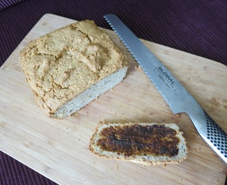 Grain Free Coconut or Almond Bread
