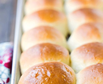 Hawaiian Sweet Rolls