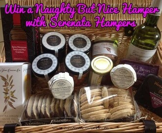 """Naughty But Nice"" Serenata Hampers Giveaway"