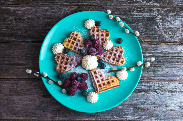Low Carb Waffeln – Snack Collection {Werbung}