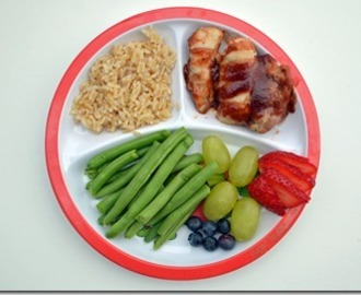 10 Tips To  A Great Healthy Plate