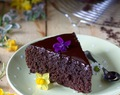 Chocolate Beetroot Cake - Torta Cioccolato e Barbabietola