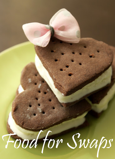 Ice Cream Sandwiches for Milestones and Hot Days