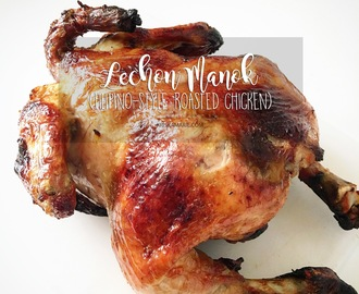 Kriska Cooks: Lechon Manok (Filipino-style Roasted Chicken)