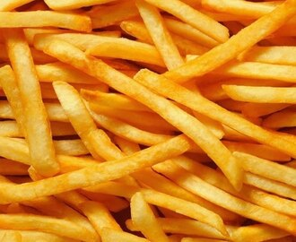 COMO HACER PAPAS A LA FRANCESA TIPO MC DONALDS ( PASO A PASO) / FRENCH FRIES  - Edwards Cabarcas