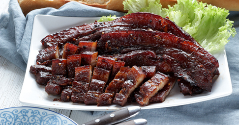 BBQ Pork Belly Recipe