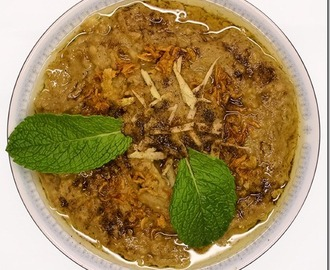 Hyderabad Haleem