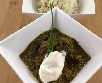 ThermoFun – Lamb Saag Recipe