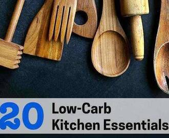 20 Low-Carb Kitchen Gadgets