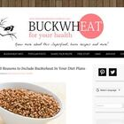 Buckwheat for your health |