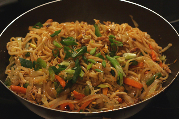 Chicken Hakka Noodles Recipe | Indian Chineese Hakka Noodles
