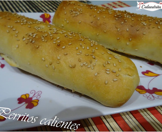 PERRITOS CALIENTES CASEROS (SPIRO DOG)