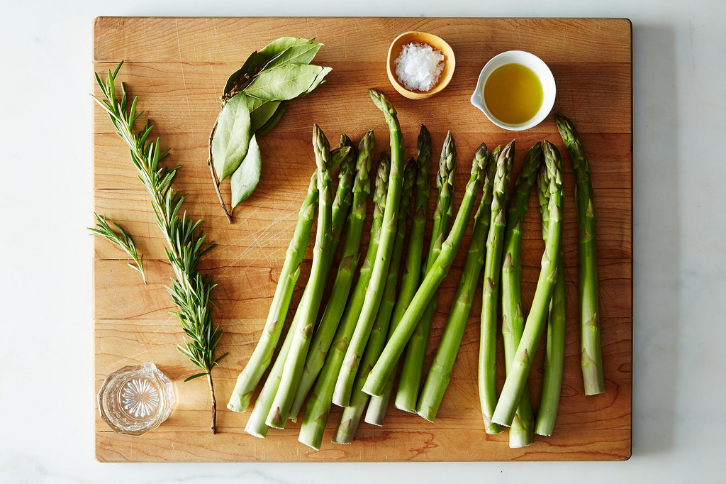 food52:  Asparagus — we're sweet on you. Read more: Patricia...